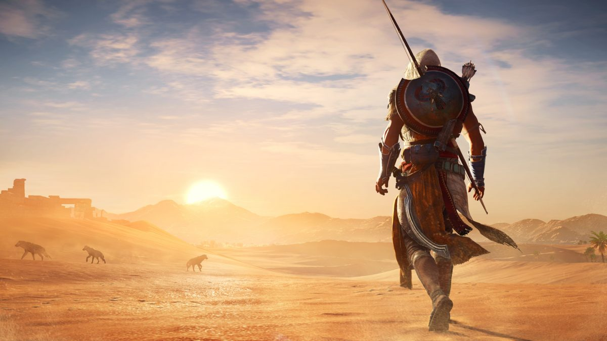 Foto 2 do jogo Assassin's Creed Origins – Review
