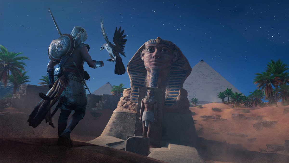 Foto 3 do jogo Assassin's Creed Origins – Review