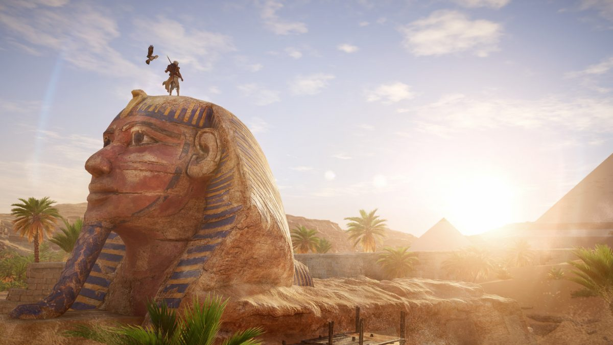 Foto 4 do jogo Assassin's Creed Origins – Review
