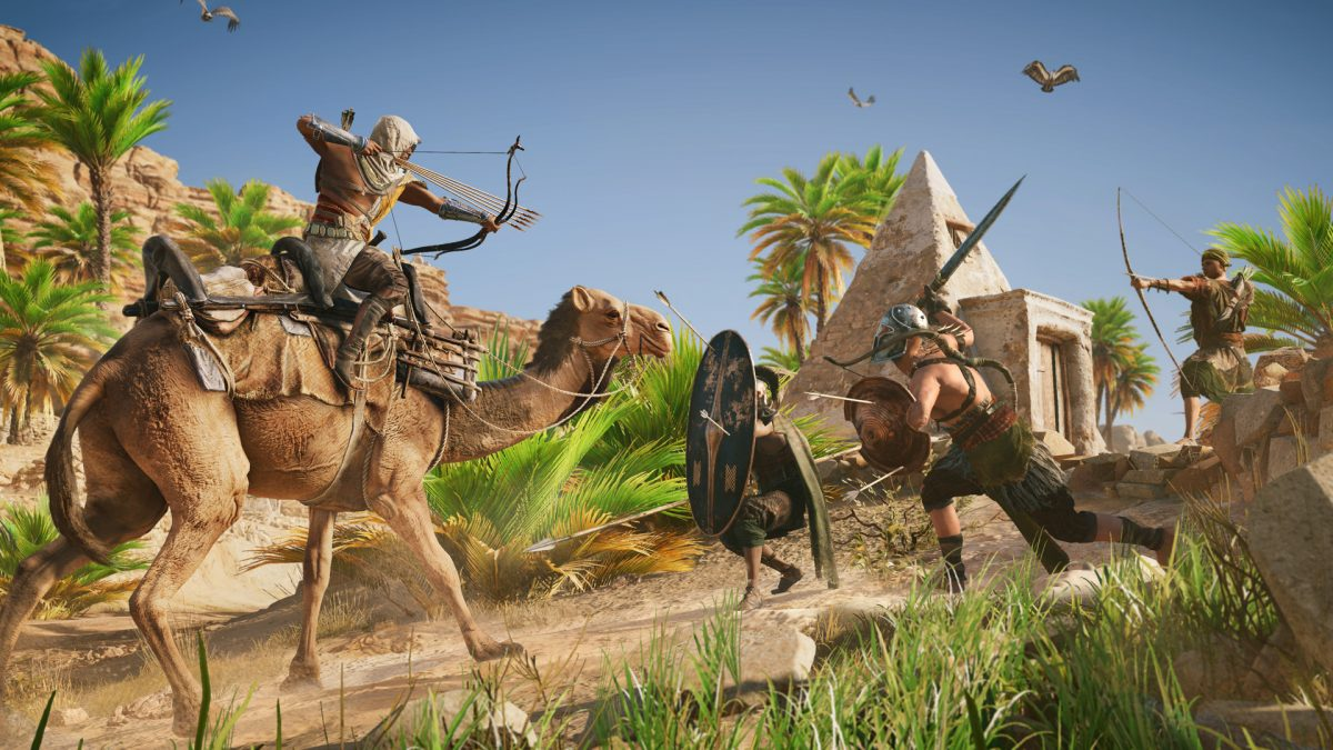 Foto 6 do jogo Assassin's Creed Origins – Review