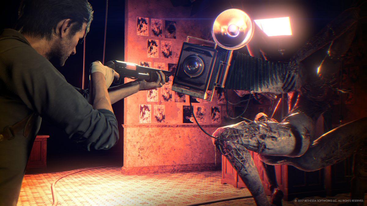 Foto 1 do jogo The Evil Within 2