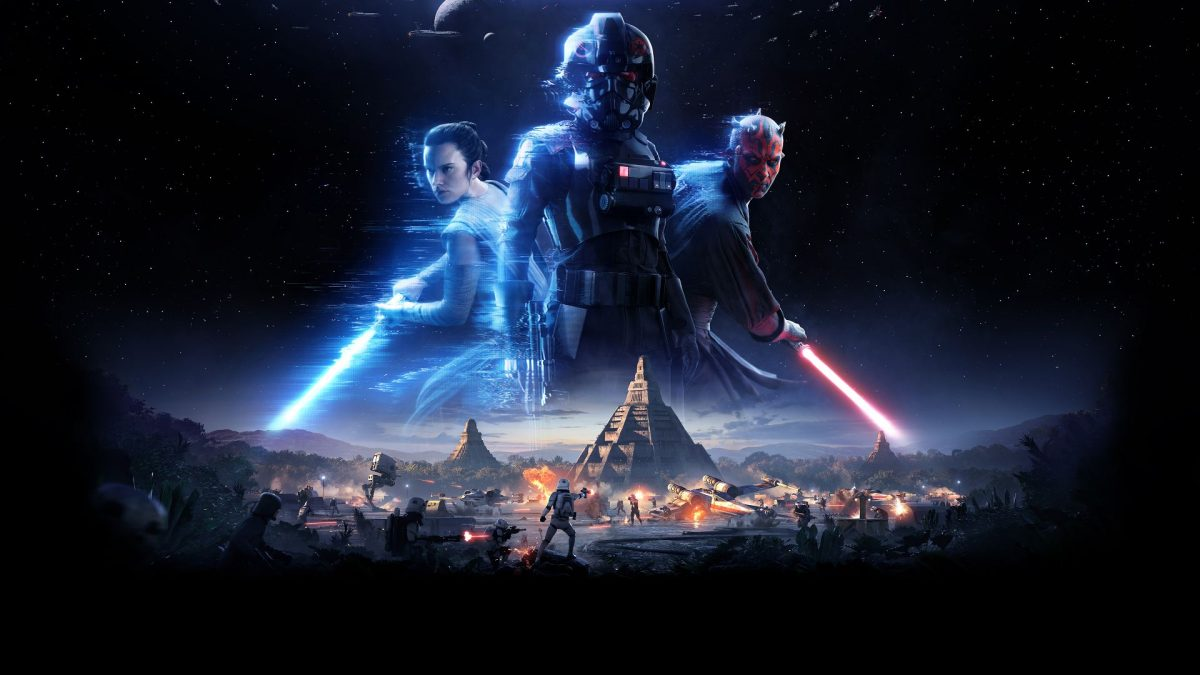 Foto 3 do jogo Star Wars Battlefront 2