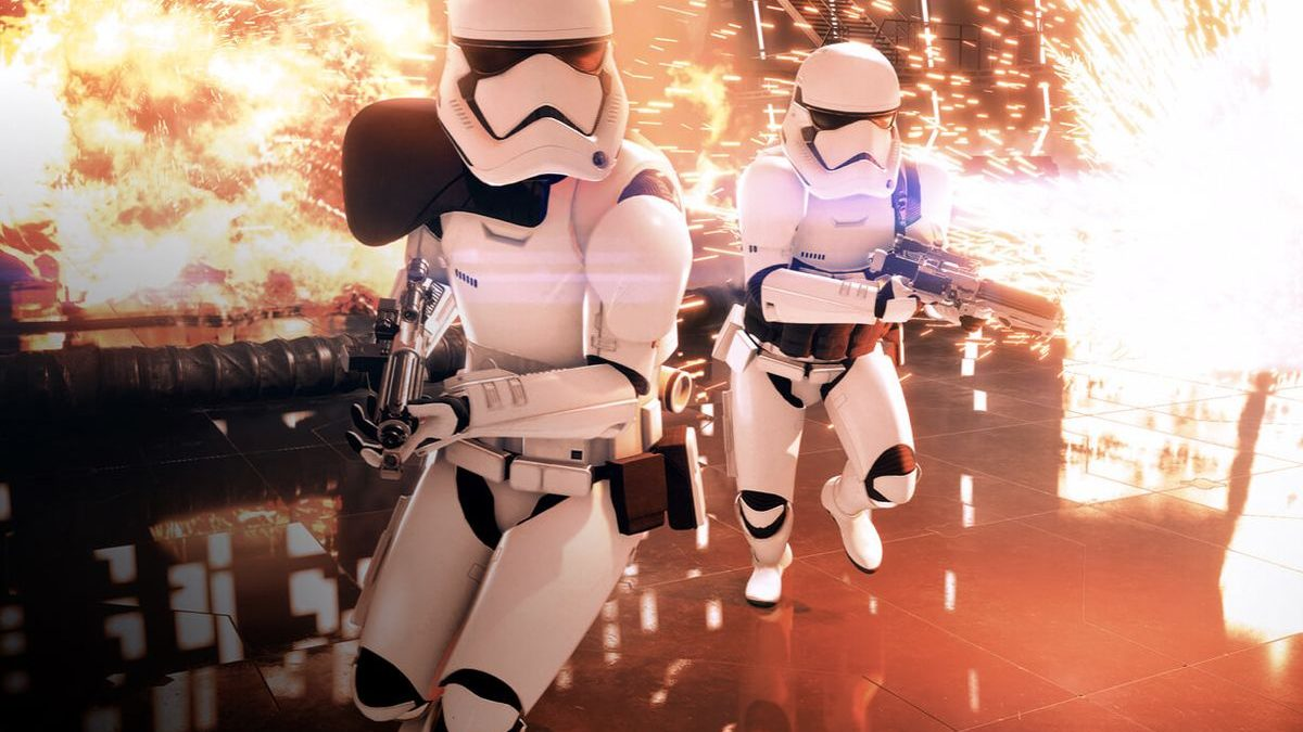 Foto 4 do jogo Star Wars Battlefront 2