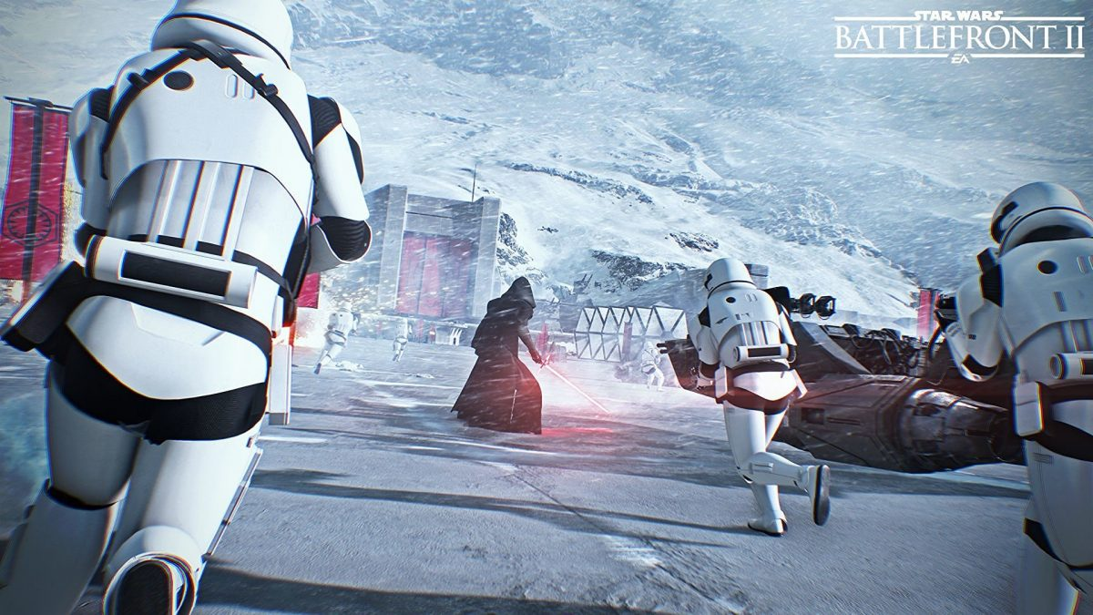 Foto 5 do jogo Star Wars Battlefront 2
