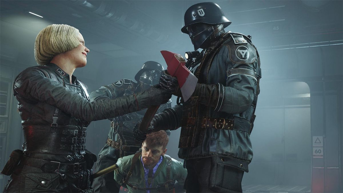 Foto 1 do jogo Wolfenstein 2: The New Colossus – Review
