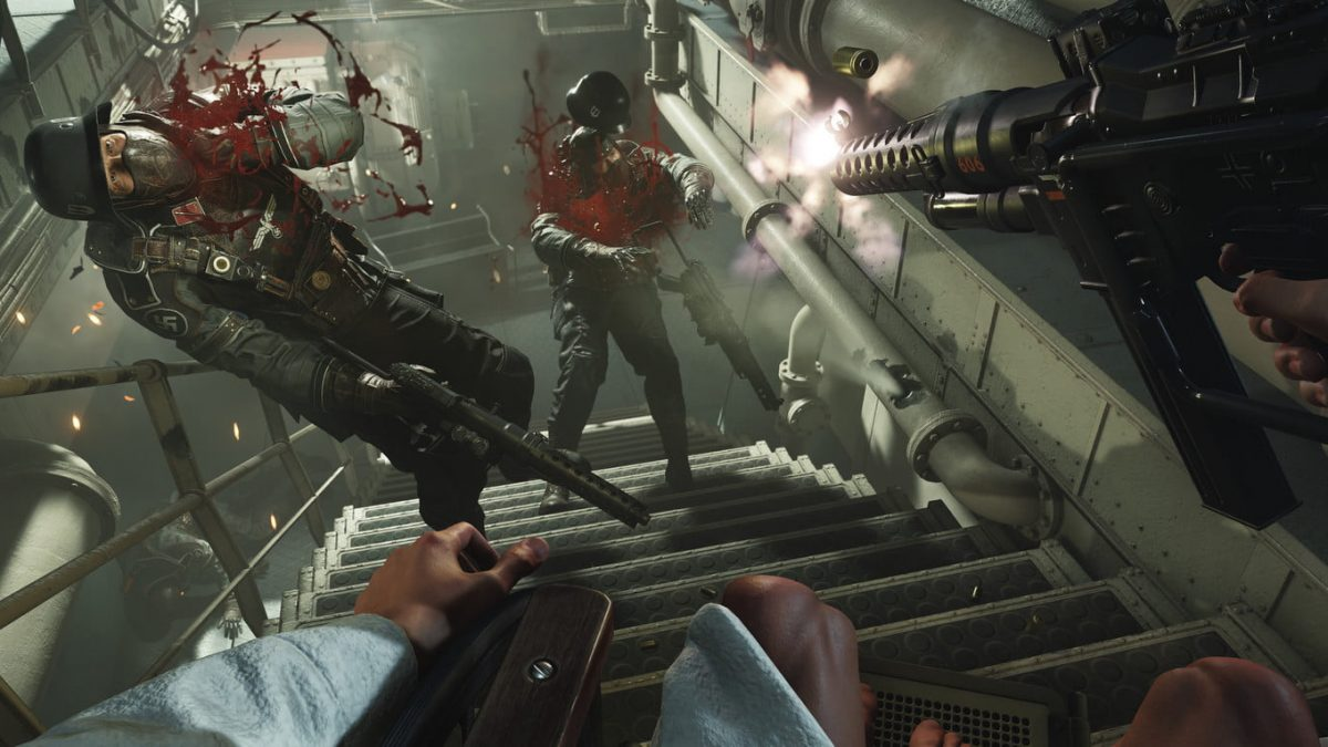 Foto 2 do jogo Wolfenstein 2: The New Colossus – Review