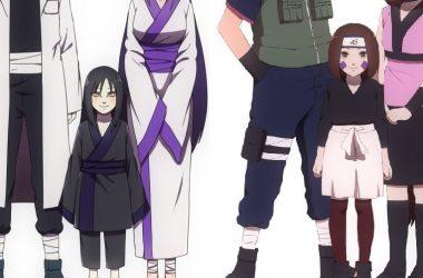 Artistas pais órfãos Naruto