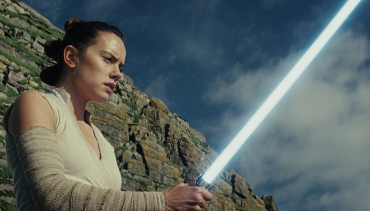 Os últimos Jedi' estreia em Cuiabá — Star Wars