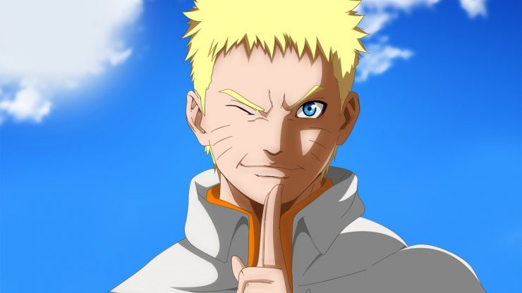 Kages Naruto