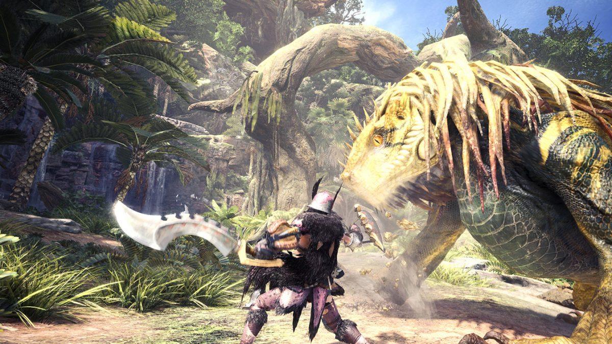Foto 2 do jogo Monster Hunter World – Review