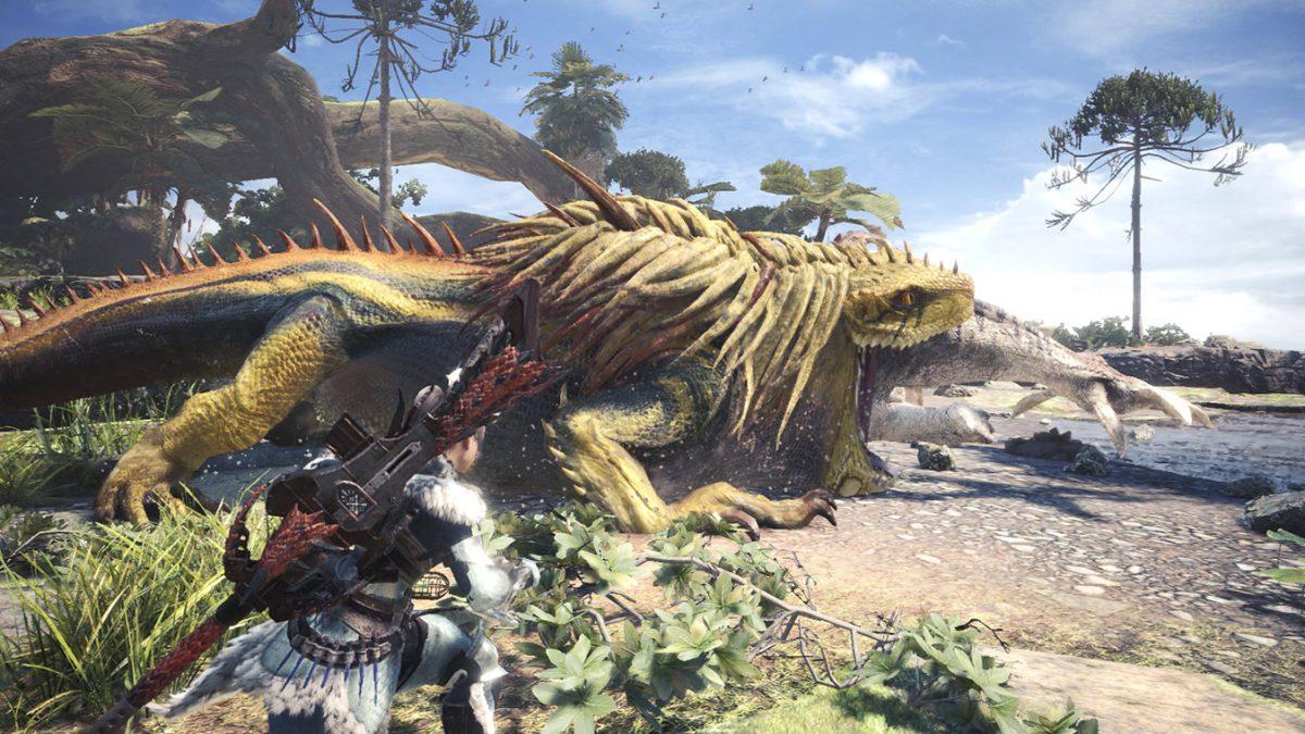 Foto 3 do jogo Monster Hunter World – Review