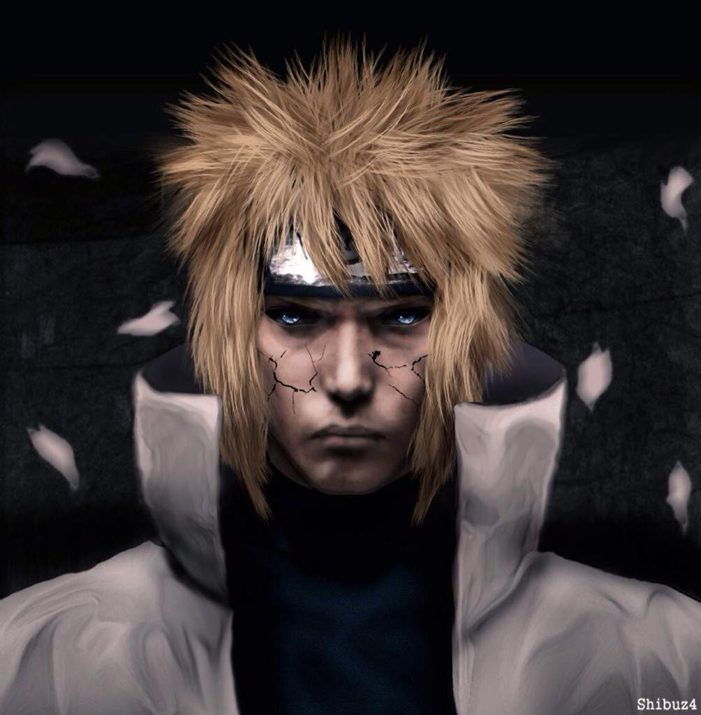 Artistas recriam personagens de Naruto Shippuden em 16 ilustrações  incrivelmente realistas ded0723a734