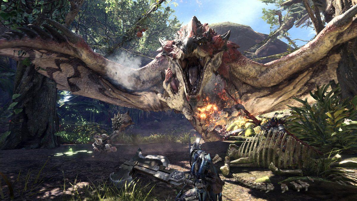 Foto 5 do jogo Monster Hunter World – Review