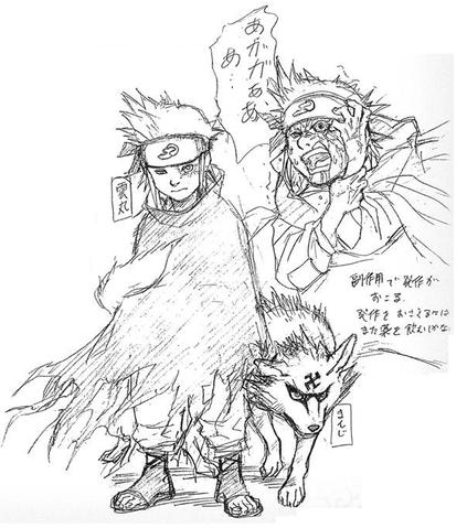 Gaara original Naruto