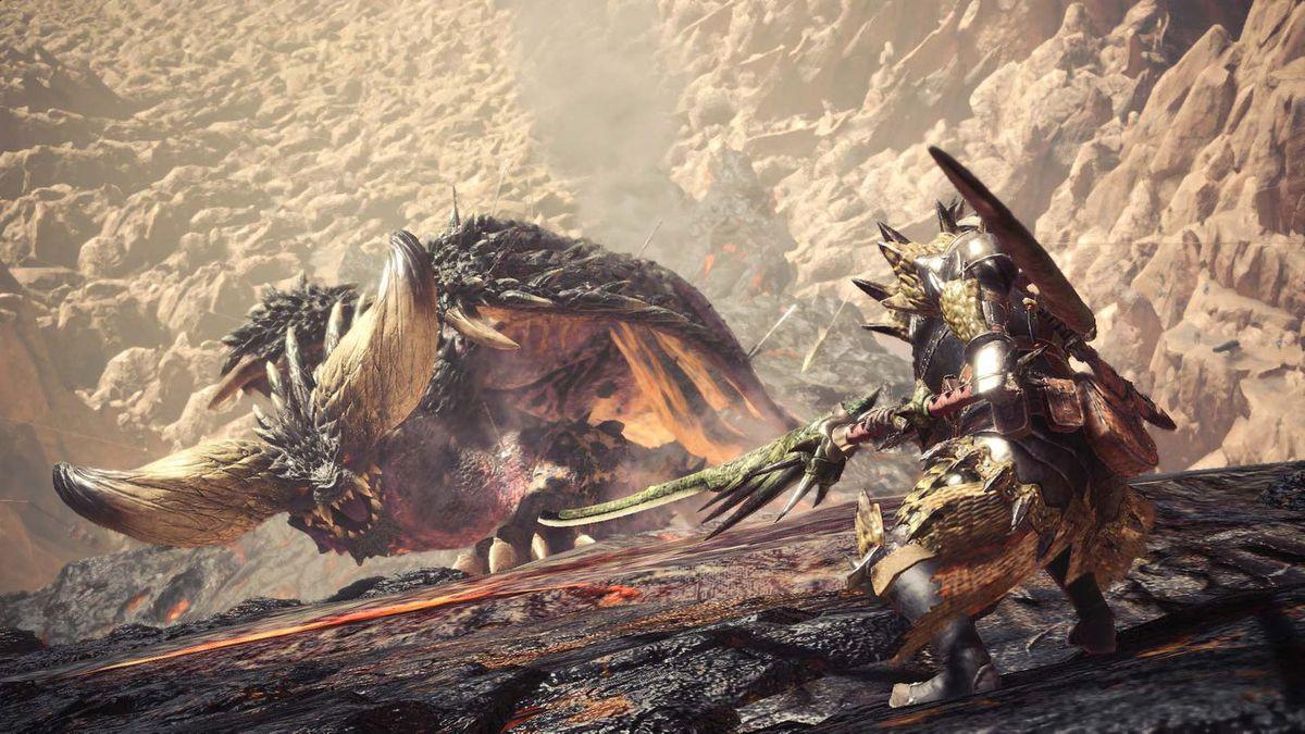 Foto 8 do jogo Monster Hunter World – Review