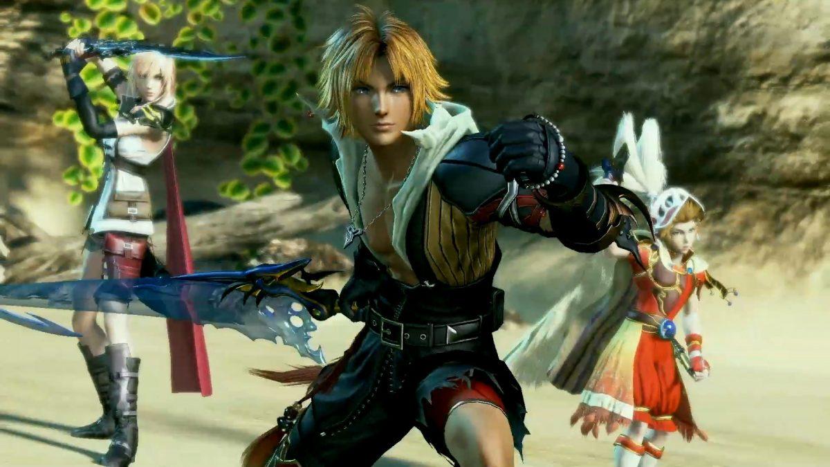 Foto 1 do jogo Dissidia Final Fantasy NT – Review
