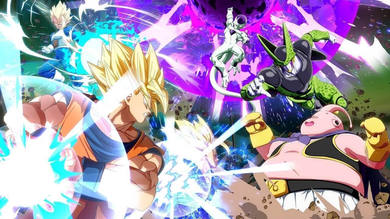 Dragon Ball FighterZ vende 2 milhões de unidades