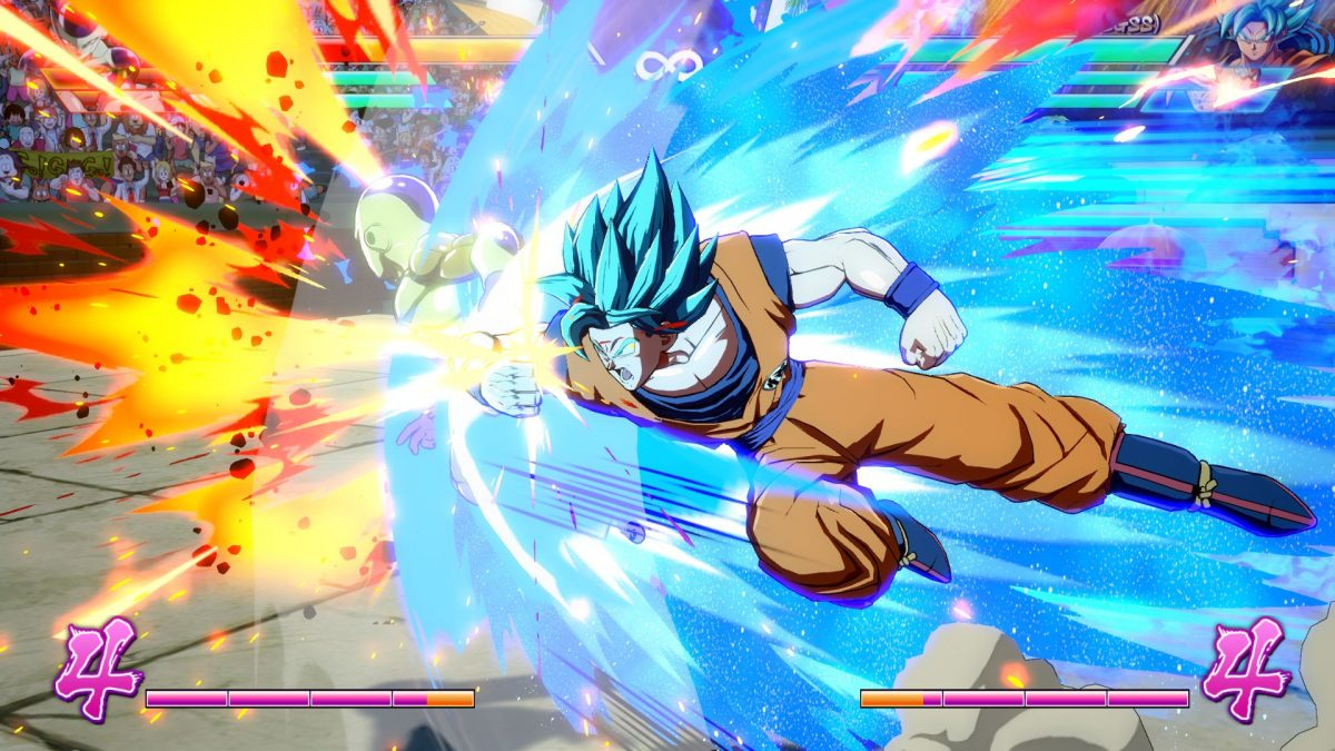 Foto 2 do jogo Dragon Ball FighterZ