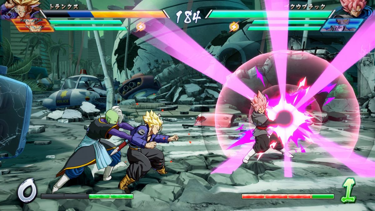 Foto 3 do jogo Dragon Ball FighterZ