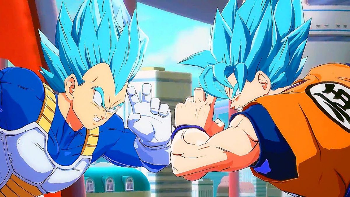 Foto 4 do jogo Dragon Ball FighterZ