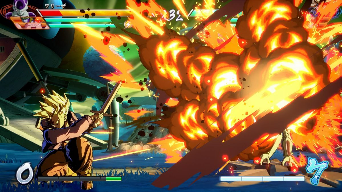 Foto 6 do jogo Dragon Ball FighterZ