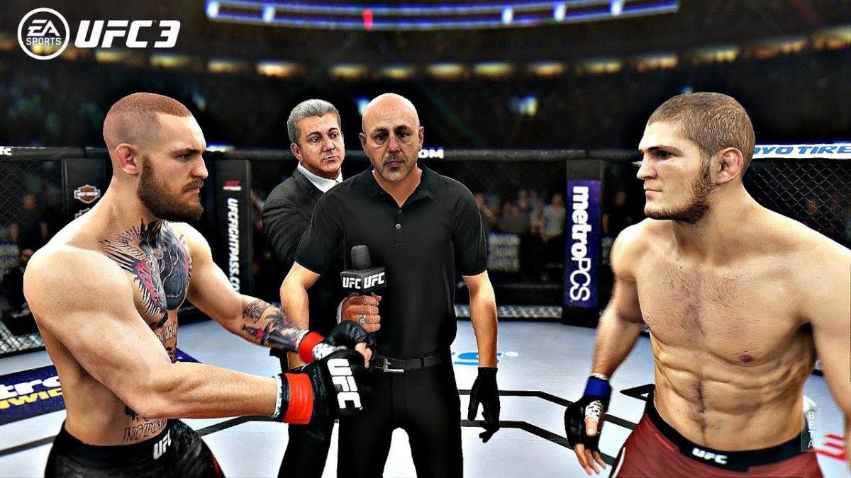 Foto 2 do jogo EA Sports UFC 3