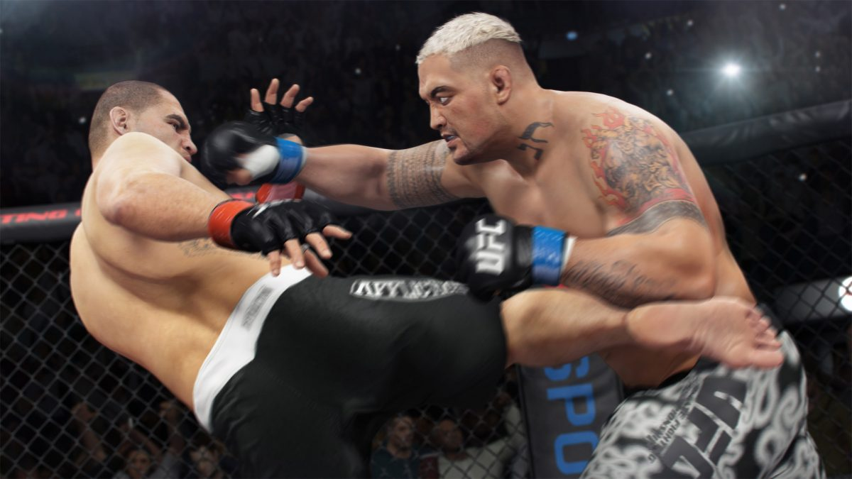 Foto 3 do jogo EA Sports UFC 3 – Review