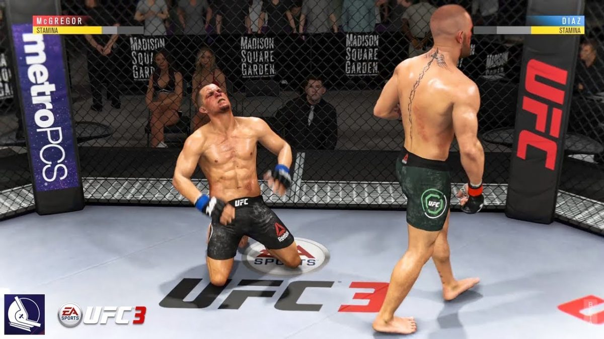 Foto 5 do jogo EA Sports UFC 3 – Review
