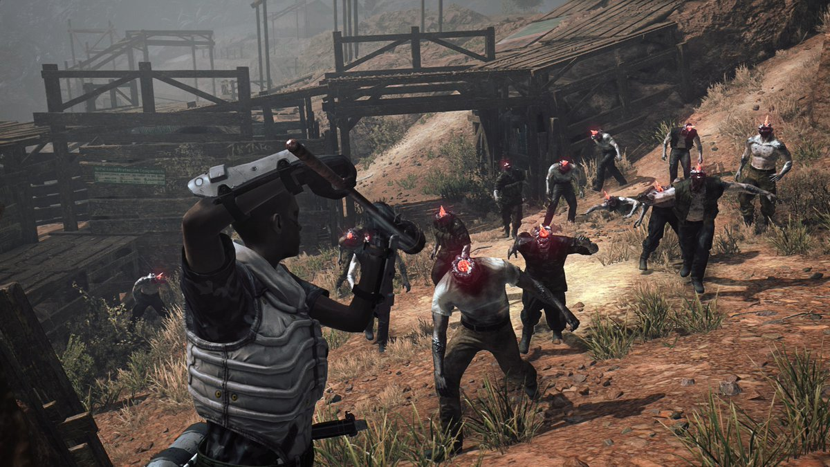 Foto 6 do jogo Metal Gear Survive – Review
