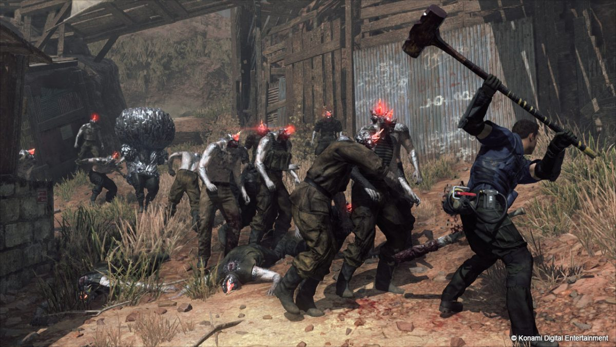 Foto 7 do jogo Metal Gear Survive – Review