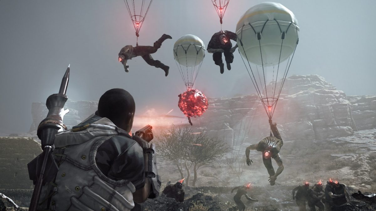 Foto 3 do jogo Metal Gear Survive – Review