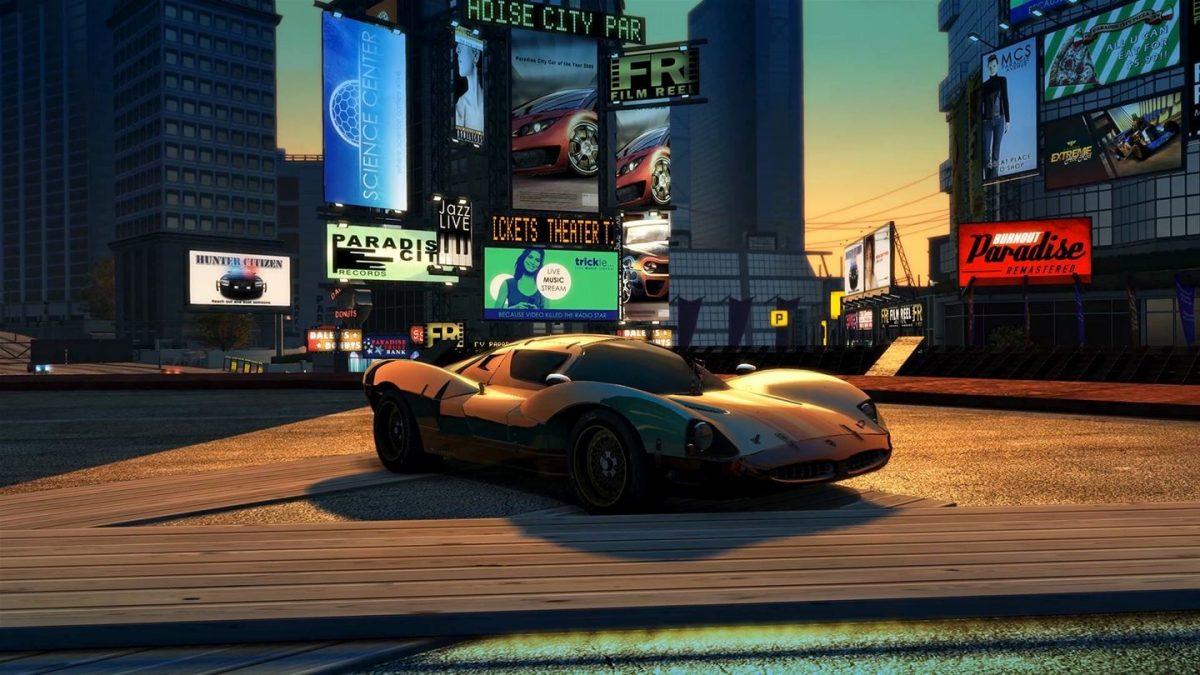 Foto 2 do jogo Burnout Paradise Remastered
