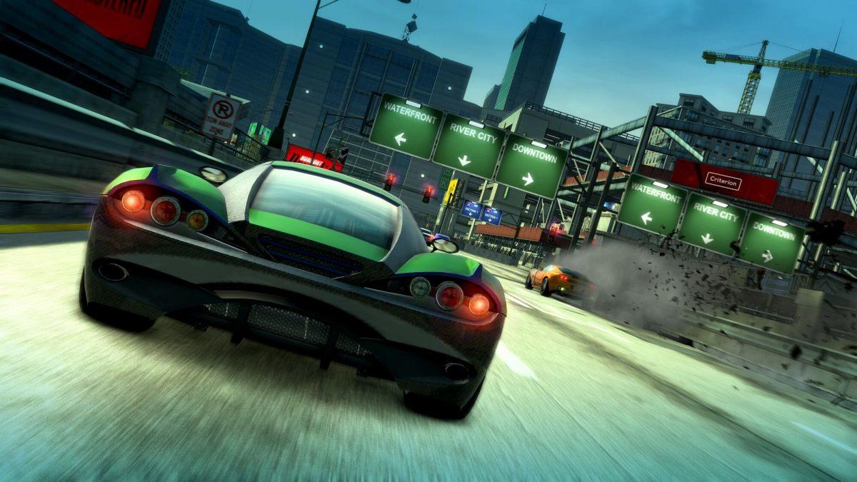 Foto 5 do jogo Burnout Paradise Remastered