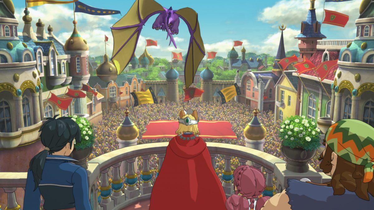 Foto 1 do jogo Ni No Kuni 2: Revenant Kingdom