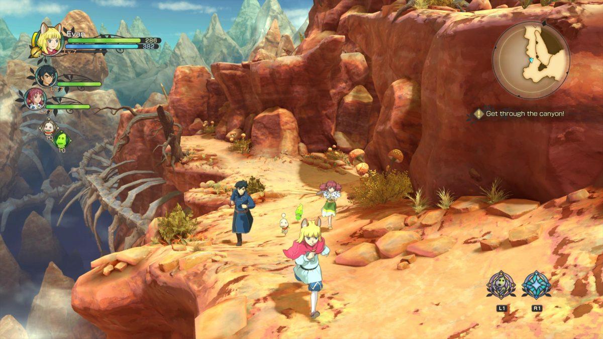 Foto 4 do jogo Ni No Kuni 2: Revenant Kingdom