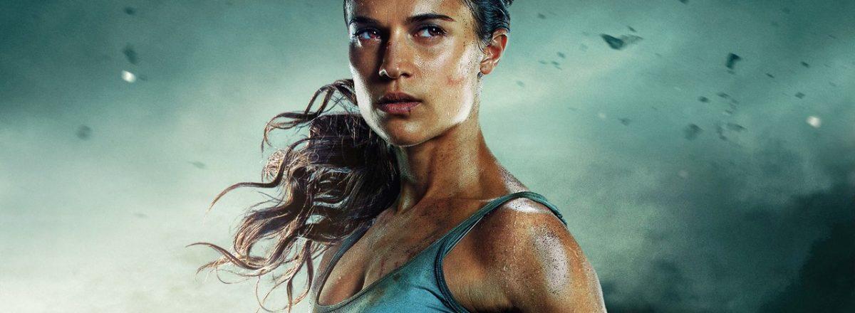 Tomb Raider, o jogo que voltou para as telonas