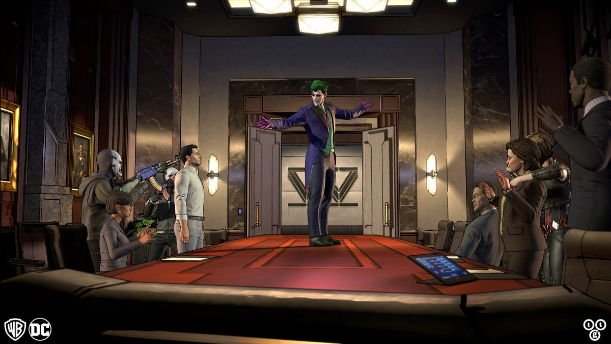 Foto 1 do jogo Batman: The Enemy Within – The Telltale Series – Review