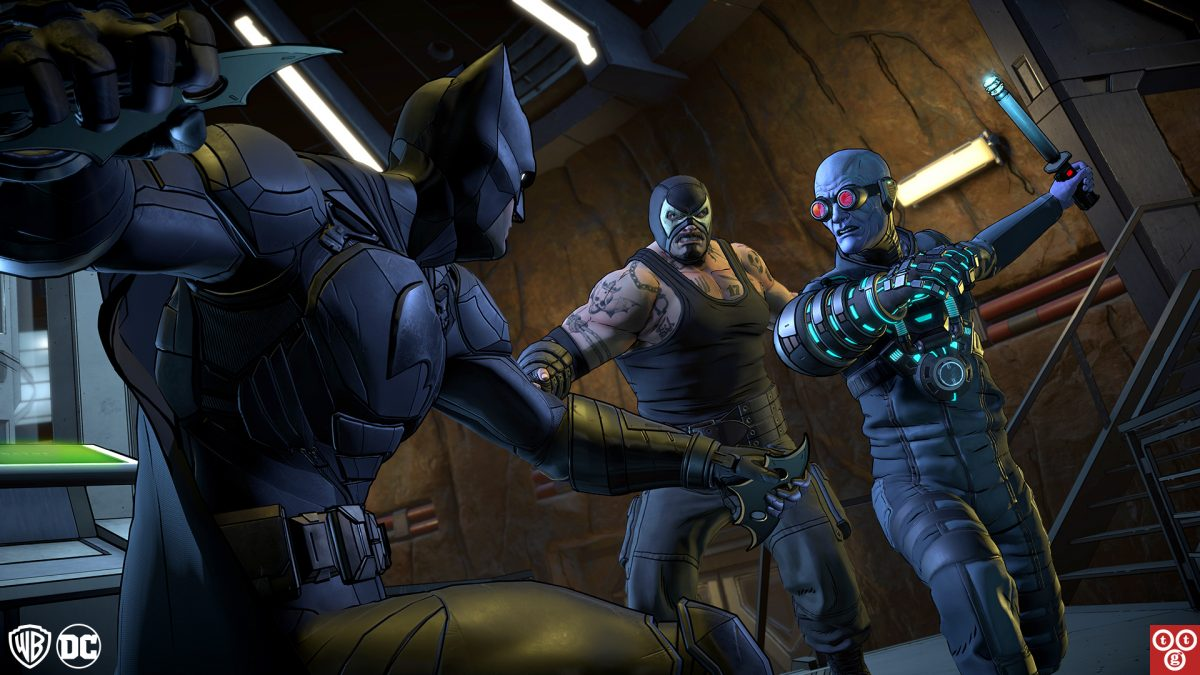 Foto 2 do jogo Batman: The Enemy Within – The Telltale Series – Review