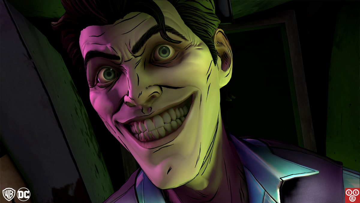 Foto 3 do jogo Batman: The Enemy Within – The Telltale Series – Review