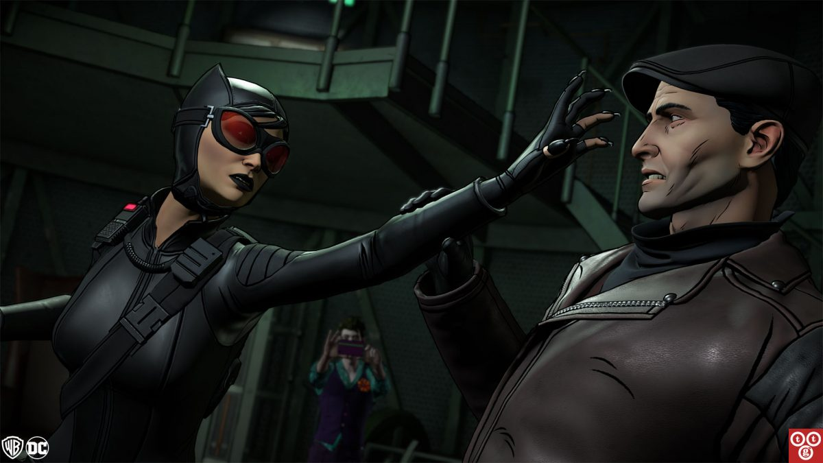 Foto 6 do jogo Batman: The Enemy Within – The Telltale Series – Review