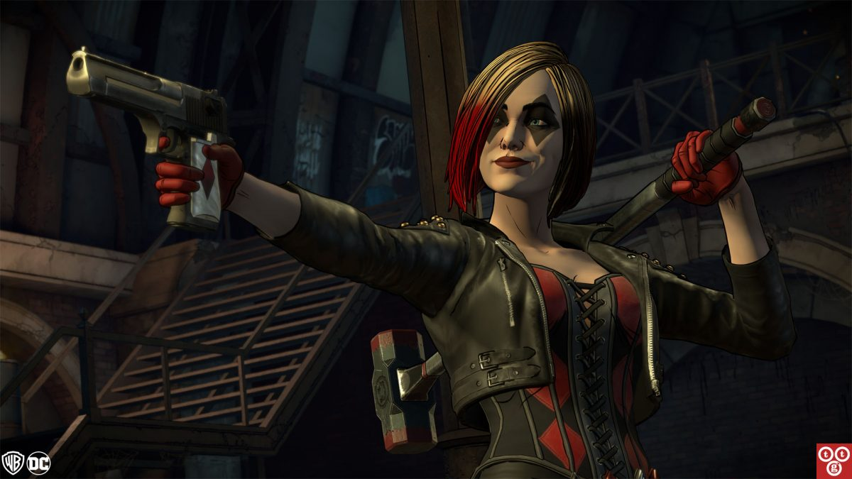 Foto 8 do jogo Batman: The Enemy Within – The Telltale Series – Review