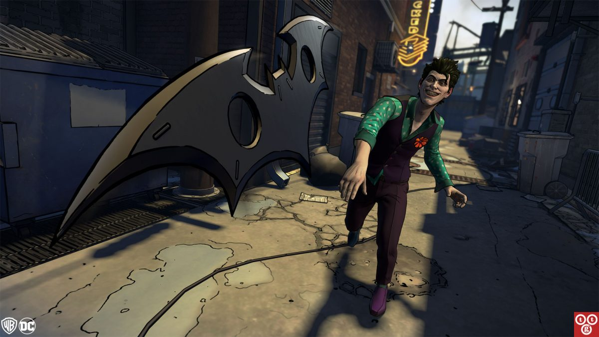 Foto 9 do jogo Batman: The Enemy Within – The Telltale Series – Review