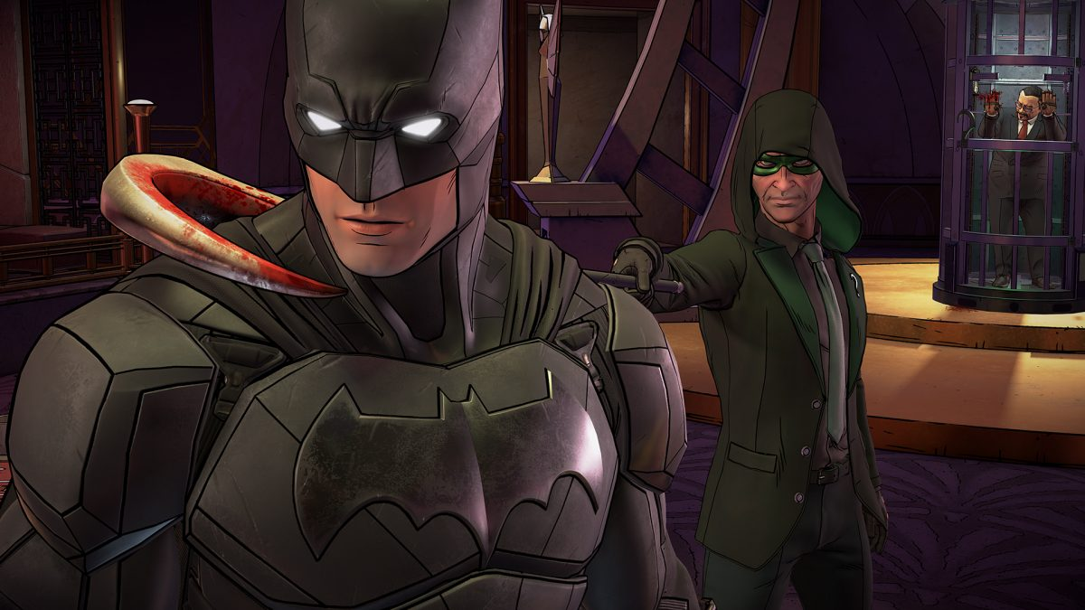 Foto 10 do jogo Batman: The Enemy Within – The Telltale Series – Review