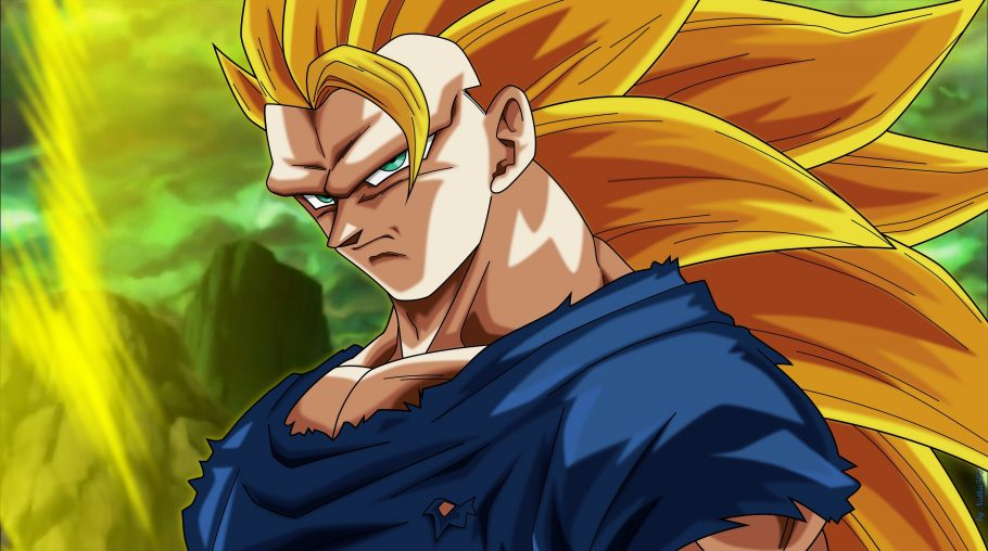 Son Goku Super Saiyajin 2