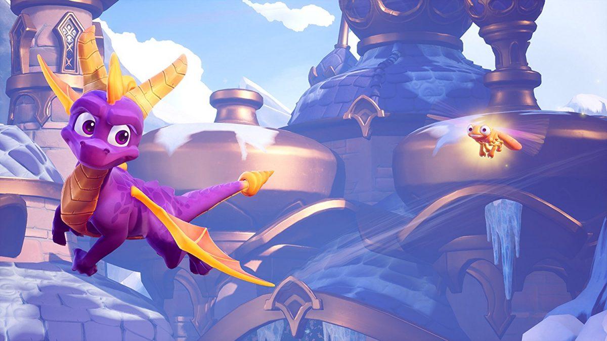 Foto 7 do jogo Spyro Reignited Trilogy – Review