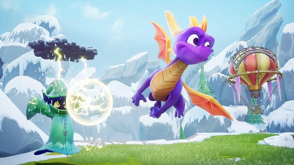 Foto 6 do jogo Spyro Reignited Trilogy – Review