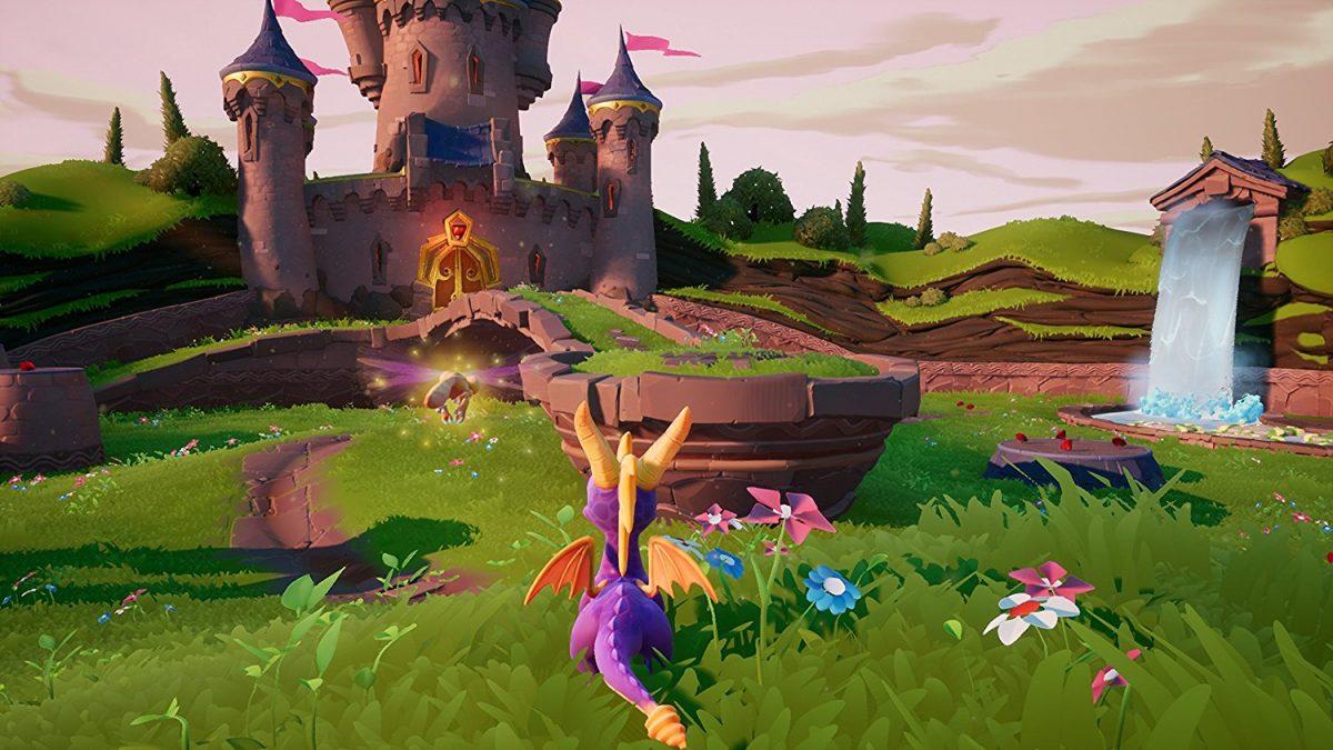 Foto 1 do jogo Spyro Reignited Trilogy – Review