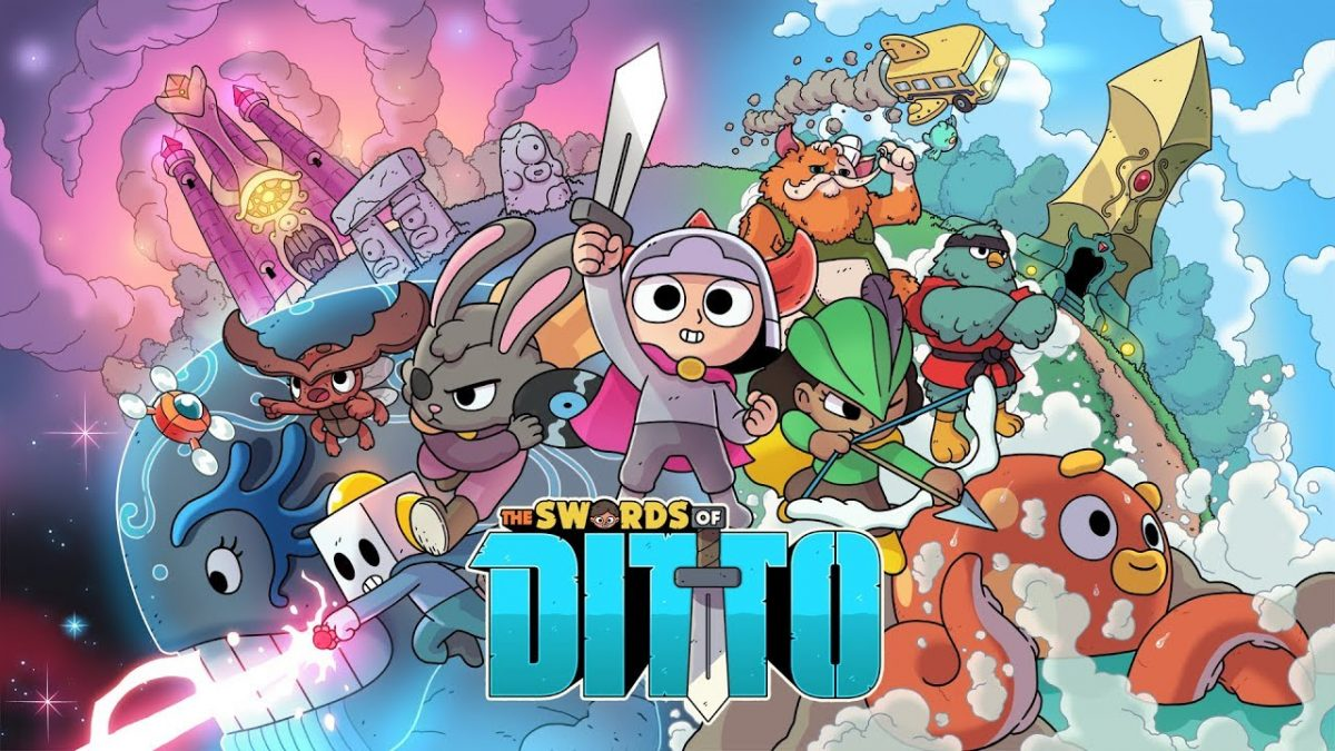 Foto 13 do jogo The Swords of Ditto