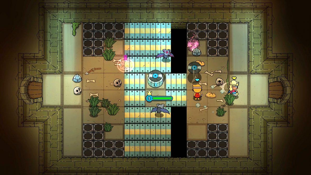 Foto 2 do jogo The Swords of Ditto – Review