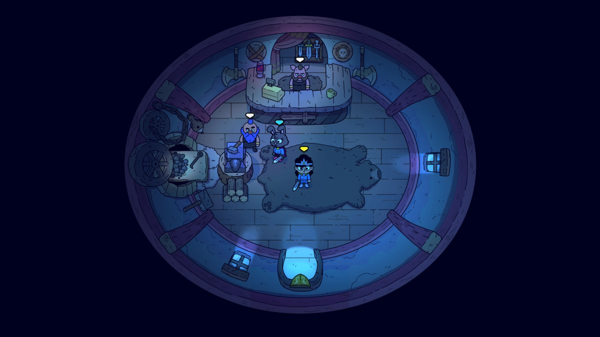 Foto 7 do jogo The Swords of Ditto